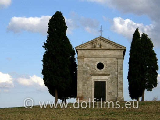stock foto chapel Tuscany