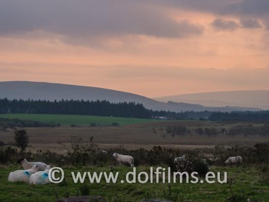 stock photo Wales Brecon Beacons
