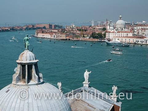 stock foto Venice Grand Canal