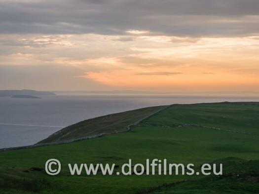 stock photo Wales coast