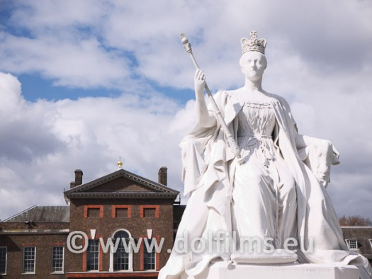 stock photo Queen Victoria