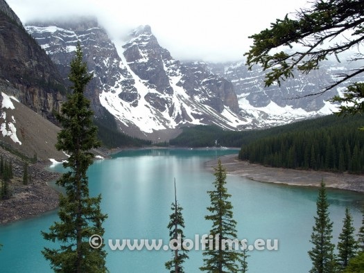 stock photo Canada lake