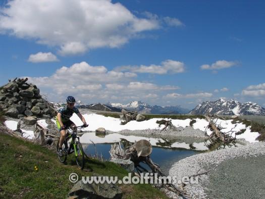 stock photo Alps